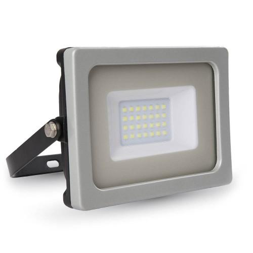 20W LED Прожектор SMD Черно/Сиво Тяло