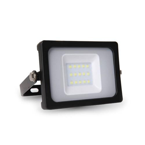 10W LED Прожектор SMD Черно Тяло