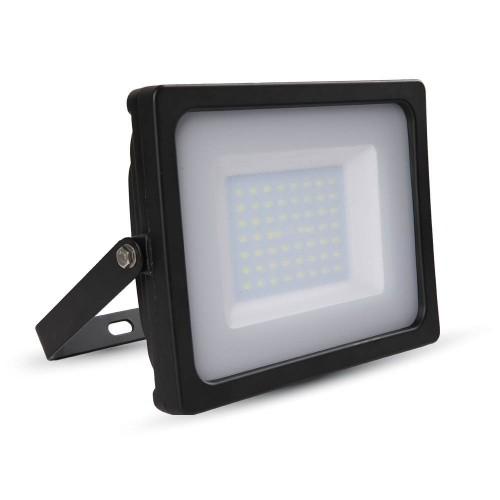 50W LED Прожектор SMD Черно Тяло