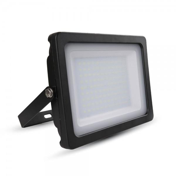 100W LED Прожектор SMD Черно Тяло
