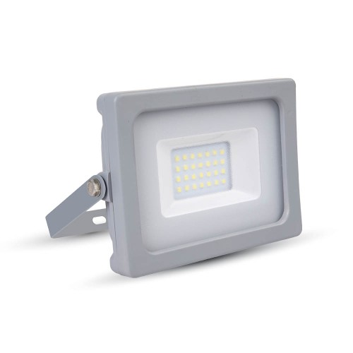 20W LED Прожектор SMD Сиво Тяло
