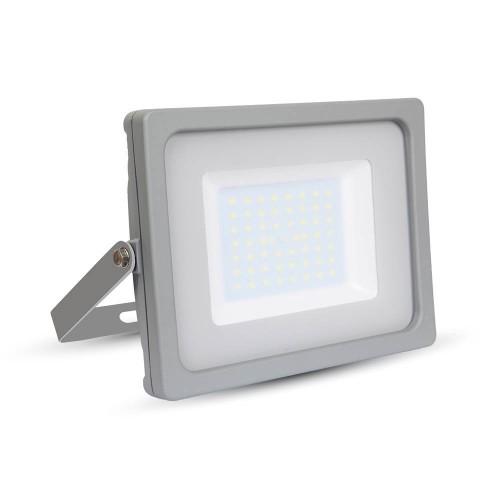 50W LED Прожектор SMD Сиво Тяло