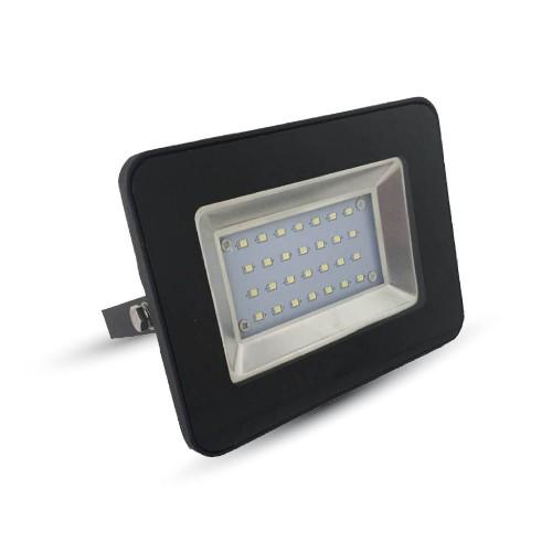 30W LED Прожектор I-Series Черно Тяло