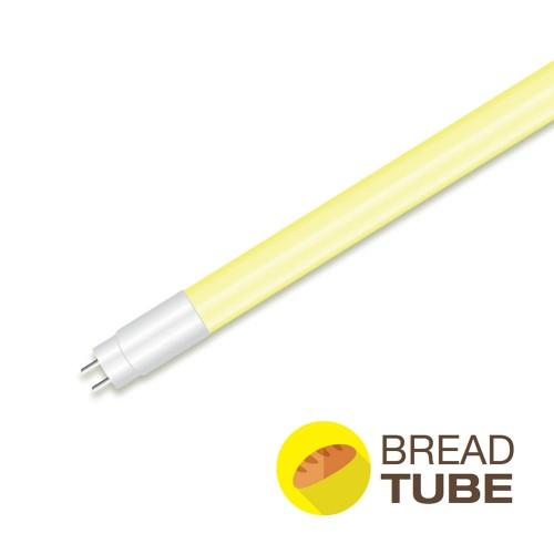 LED Пура T8 18W - 120 см за Осветяване на Хляб
