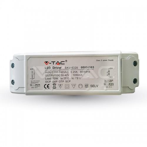 Драйвер За LED Панел 70W 5 г Гаранция