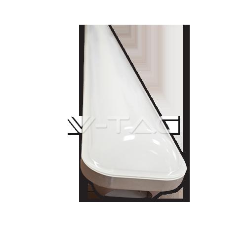 LED Влагозащитено тяло PC/PC 1200mm 36W