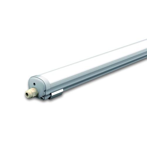 LED Влагозащитено тяло AL/PC G-Серия1500mm 48W