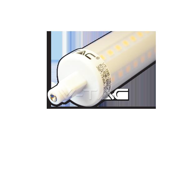 LED Крушка - 10W R7S Пластик