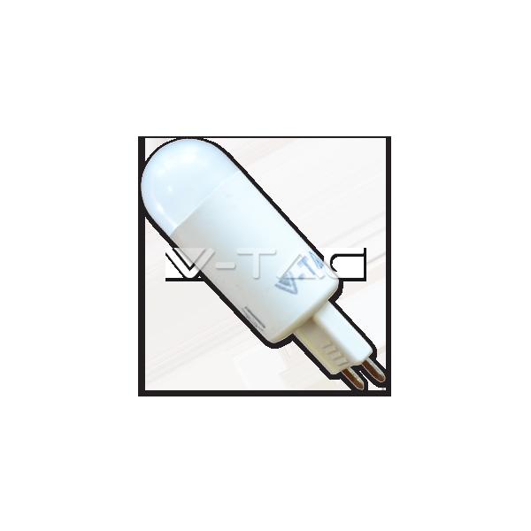 LED Крушка - 4W 230V G9 Бяла Светлина