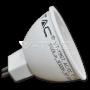 LED Крушка - 7W MR16 12V Пластик