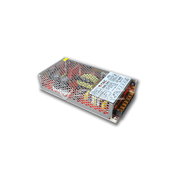 LED Захранване - 120W 12V 10A Метал