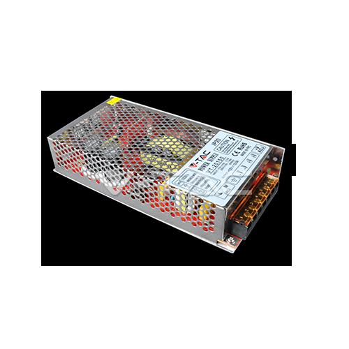 LED Захранване - 150W 12V 12,5A Метал