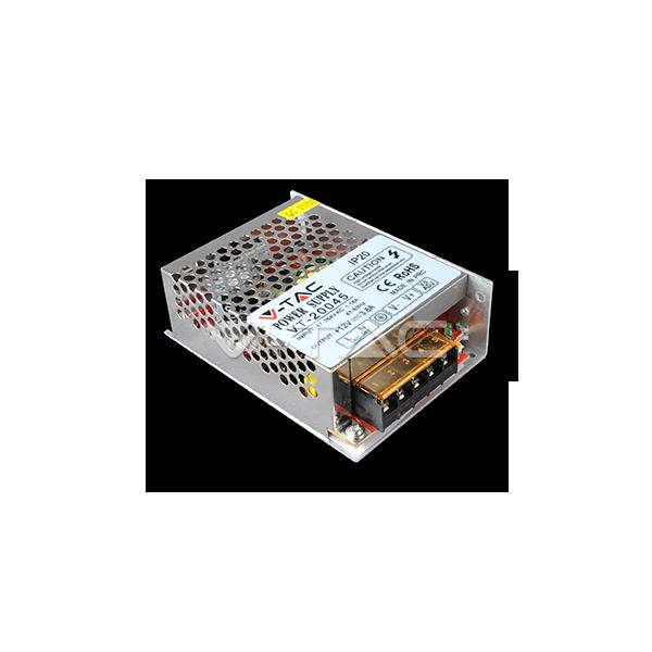 LED Захранване - 45W 12V 3,8A Метал