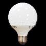 LED Крушка - 10W E27 G95 Глобус Топло Бяла Светлина Димируема