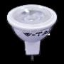 LED Крушка - 2W MR11 12V Пластик