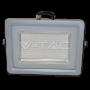 30W LED Прожектор SMD черно/Сиво Тяло Бяла Светлина