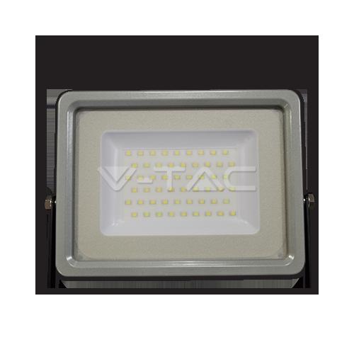 50W LED Прожектор SMD Черно/Сиво Тяло НОВО SKU