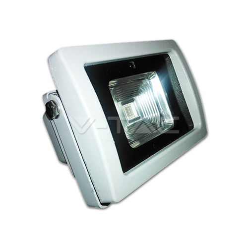 10W LED Прожектор Класик RGB с Радио Управление