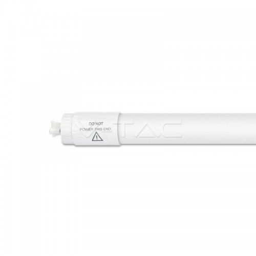 LED Пура T8 10W 60см Nano Пластик Неутрално Бяла Светлина