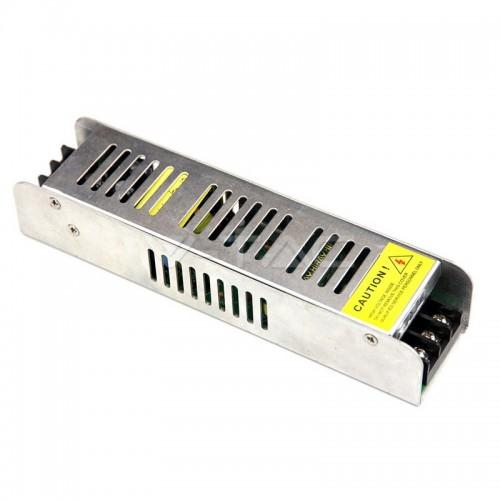 SLIM Захранване - 120W 12V Метал IP20