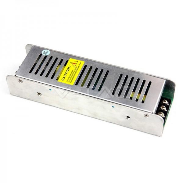 SLIM Захранване - 150W 12V Метал IP20