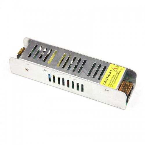 SLIM Захранване - 60W 12V Метал IP20
