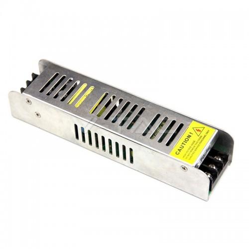 SLIM Захранване - 75W 12V Метал IP20