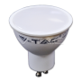 LED Крушка - 7W GU10 Пластик Димируема