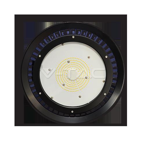 100W LED Камбана UFO A++ 150LM/W Бяла Светлина 5 Години Гаранция