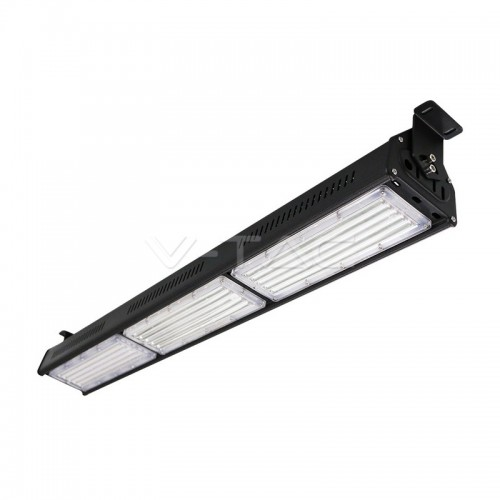 150W LED Линеен Индустриален Осветител Черно Тяло Неутрална Светлина