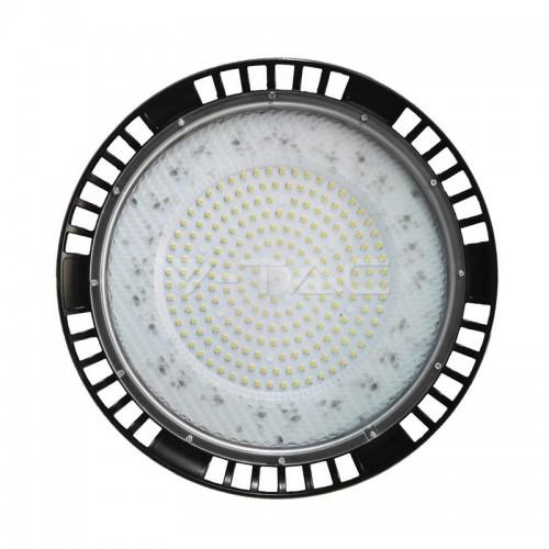 200W LED Камбана UFO A++ Meanwell Неутрална Светлина 5 Години Гаранция 90°