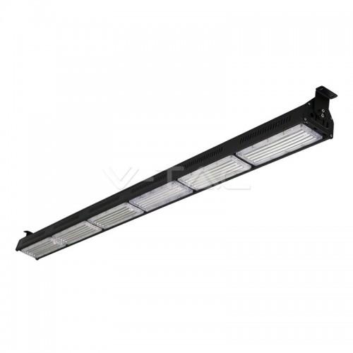 300W LED Линеен Индустриален Осветител Черно Тяло Неутрална Светлина