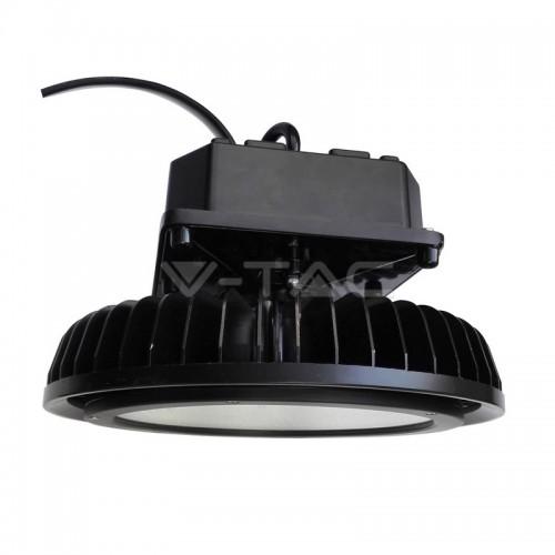 500W LED Камбана с Meanwell Димируем Драйвер Черно Тяло Неутрална Светлина