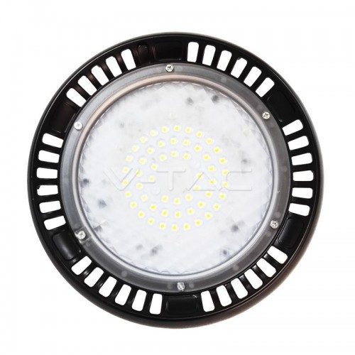 50W LED SMD Камбана UFO Неутрална Светлина 90°