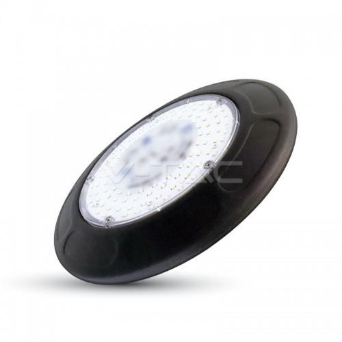 50W LED Камбана UFO A+ Meanwell Неутрално Бяла Светлина 5 Години Гаранция
