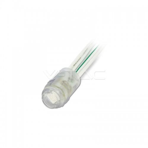 LED Модул 0.24W SMD2835 Зелен IP68