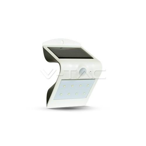 Соларно тяло 1.5W Неутрално Бяла Светлина+Топло Бяла Светлина Бяло Тяло