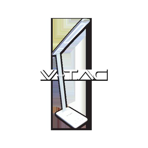 10W LED Настолна Лампа 3 в 1
