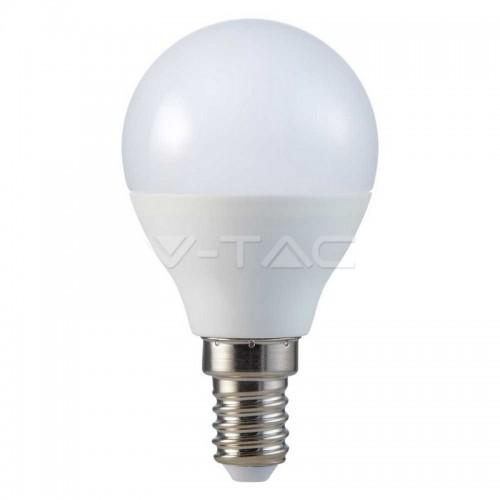LED Крушка - SAMSUNG ЧИП 5.5W E14 P45