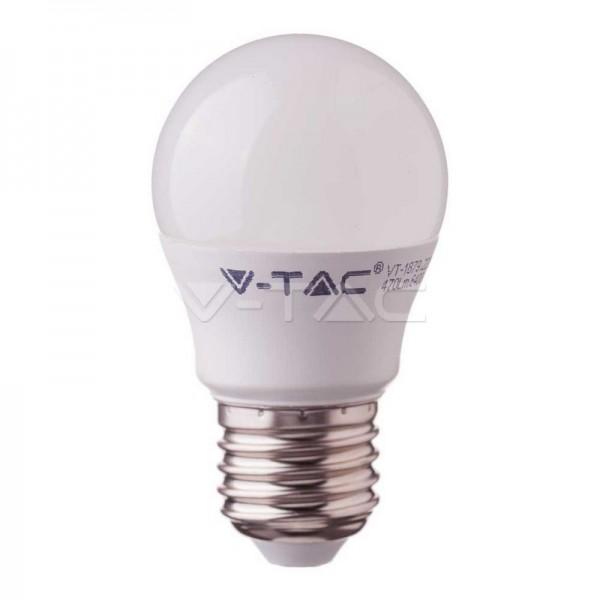 LED Крушка - SAMSUNG ЧИП 5.5W E27 G45