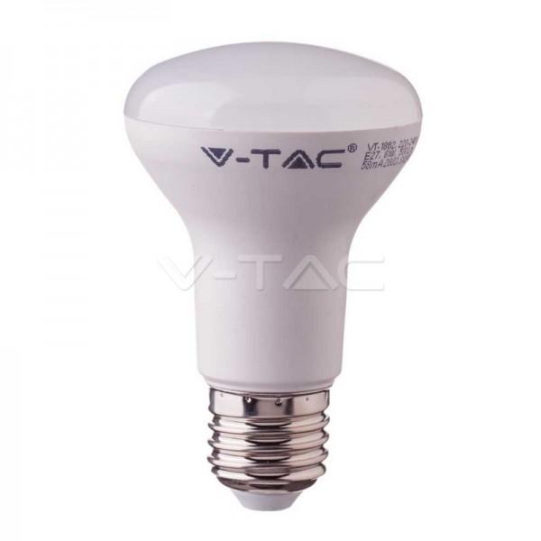 LED Крушка - SAMSUNG ЧИП 6W E14 R50