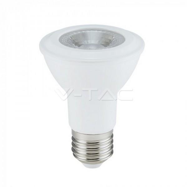 LED Крушка - SAMSUNG ЧИП 7W E27 PAR20