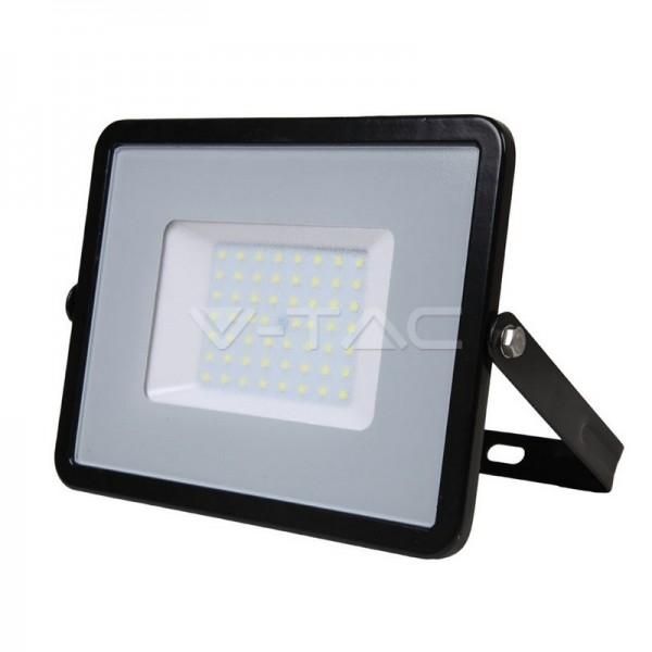 50W LED Прожектор SAMSUNG Чип Черно Тяло
