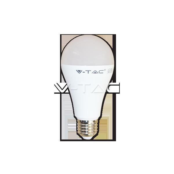 LED Крушка - 17W A65 Е27 Термо Пластик