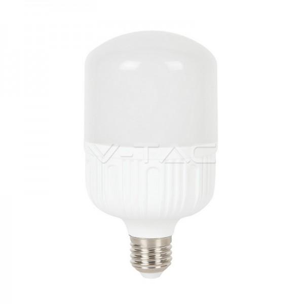 LED Крушка - 18W Е27 T80 Big Ripple Пластик