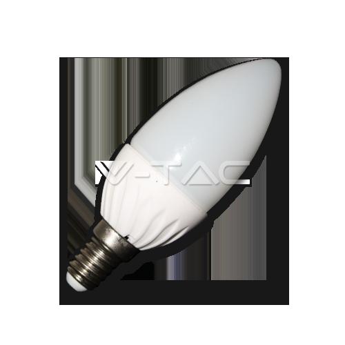 LED Крушка - 4W E14 Кендъл