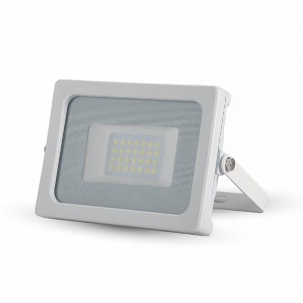 20W LED Прожектор SMD Бяло Тяло