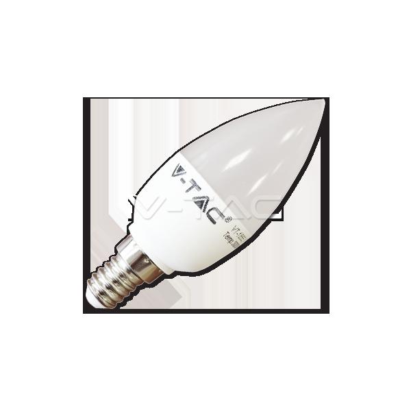 LED Крушка - 6W E14 Кендъл
