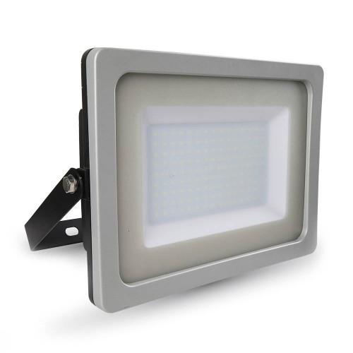 150W LED Прожектор SMD Черно/Сиво Тяло