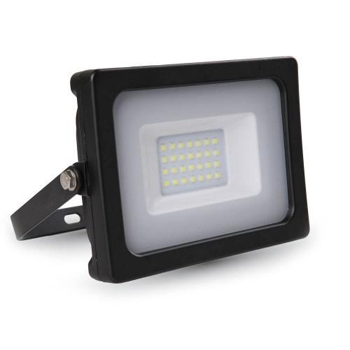 20W LED Прожектор SMD Черно Тяло